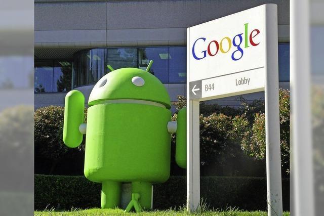 Keine Firma ist so wertvoll wie Google