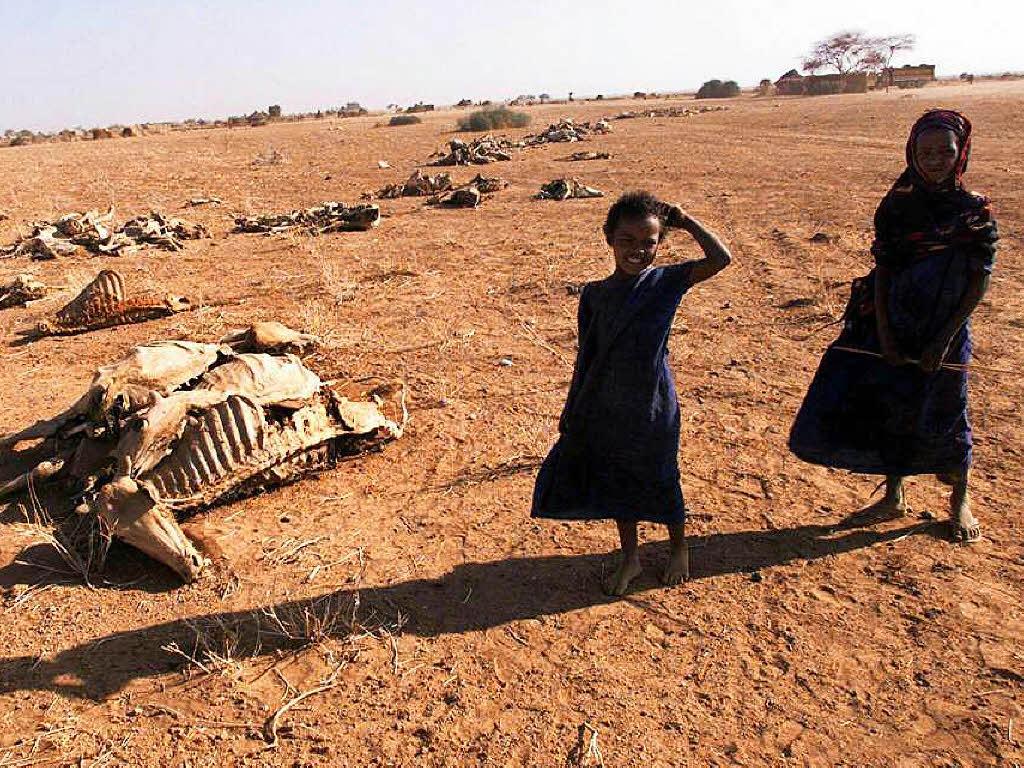 Hungersnot äthiopien