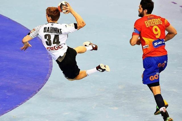 Nicht erklärbar: EM-Sieg der deutschen Handballer