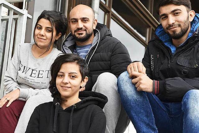 So leben 70 Flüchtlinge in der Hotzenwaldhalle in Görwihl