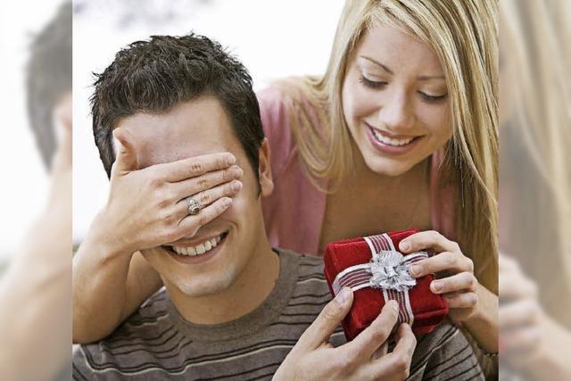 BZ-INFO: Einen Gruß zum Valentinstag