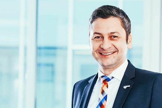 Christian Keller wird neuer Chef des Ortenau-Klinikums