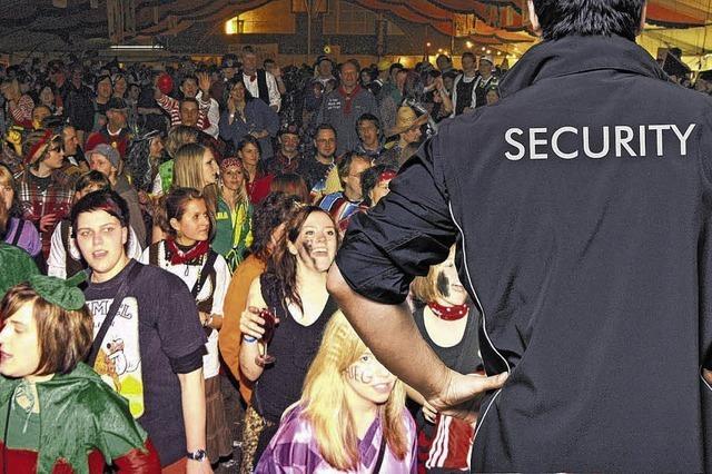 Security-Dienste immer mehr gefragt
