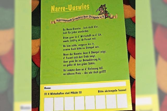 En Narre-Uuswies für alle Dengele und Heuhopper