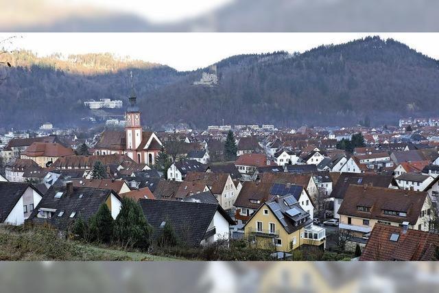 Haushaltsplan 2016 für Waldkirch