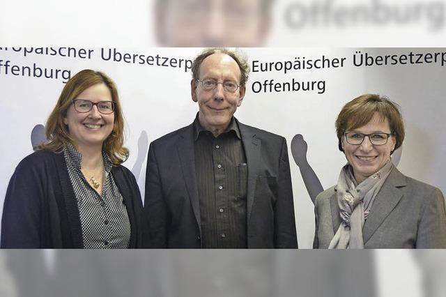 Übersetzerpreis geht an Andreas Ecke