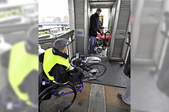In diesem Jahr sollen an 94 Stellen in der Stadt Mobilitätsbarrieren entfernt werden