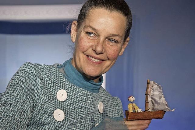 Frau Herzberger wird Seemann
