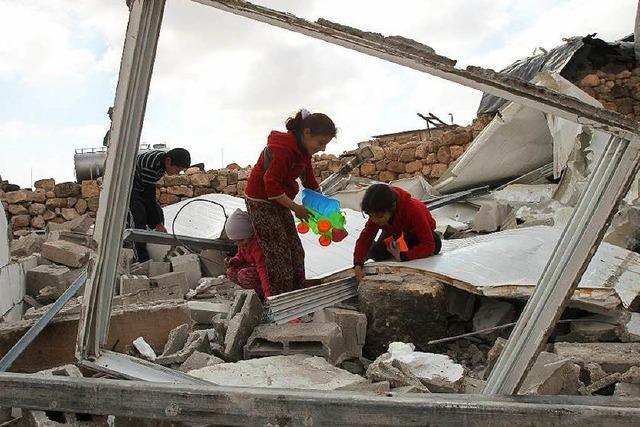 Israel reißt palästinensische Häuser ab