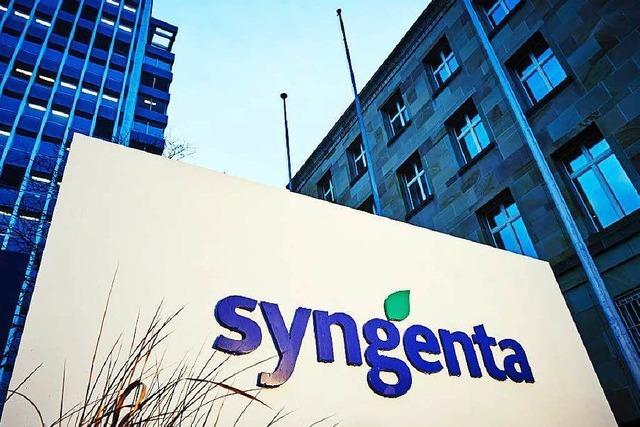 Interview: Syngenta-Chef Mäder über die chinesische Übernahme
