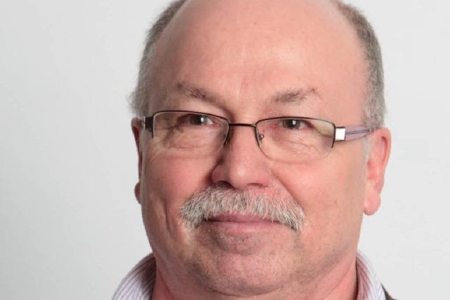 Werner Siebler ist neuer Vorsitzender des Freiburger DGB