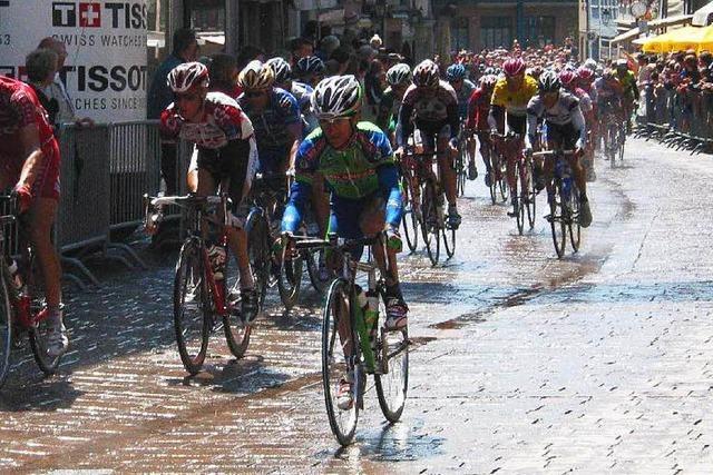 Die Tour de Suisse kann kommen