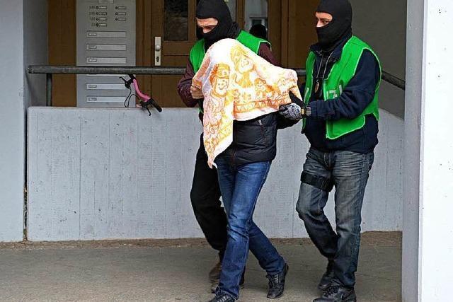 Mutmaßliche Terrorzelle zerschlagen - Hinweise auf Ziel in Berlin