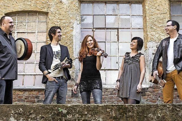 Die Band Cara spielt Freitag, 12. Februar im Salmen