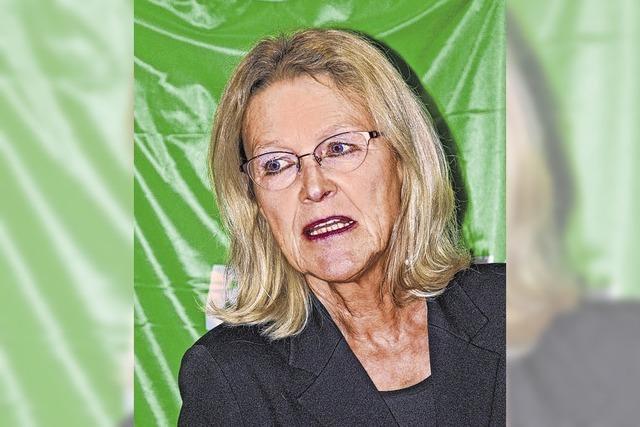 Die Grünen sehen eine atomare Gefährdung