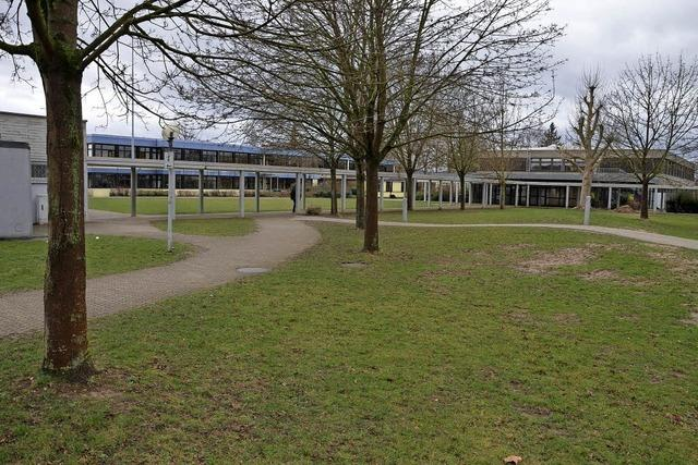 560 000 Euro für Schul-Außenbereich