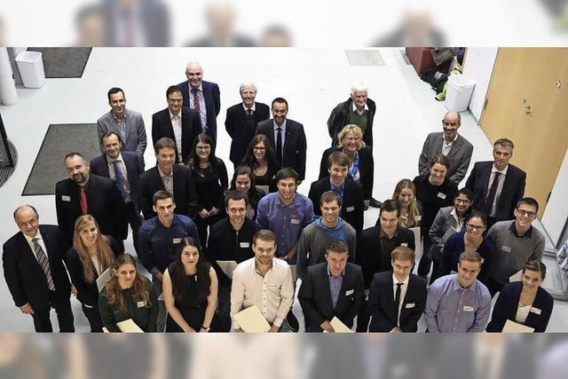 Deutschland-Stipendium für 29 Studierende