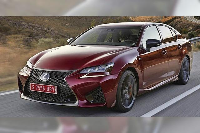 Der Luxus des Lexus