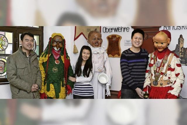 Wie chinesische Studierende ihr traditionelles Neujahr in Freiburg feiern - und wie das mit der Fasnet zusammenpasst