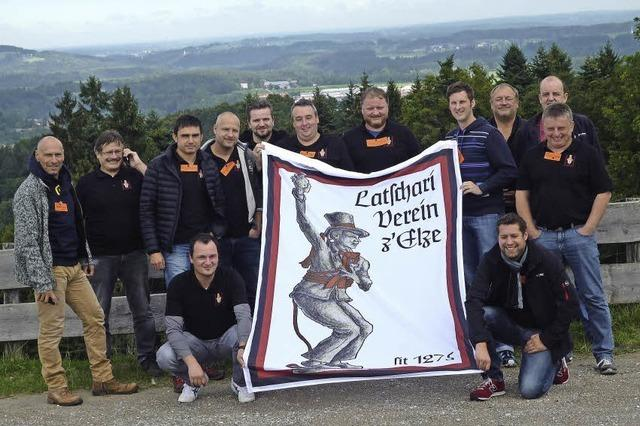 Juhuu, in Bayern in Klausur