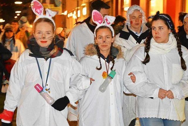 Fotos: Hemliglunggi und Obestraich in Lörrach