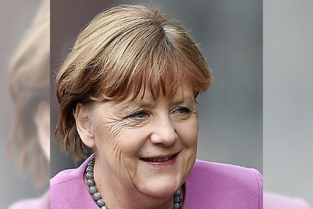 Zustimmung für Merkel nimmt deutlich ab