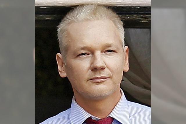 Assange verlangt freien Abzug aus Botschaft