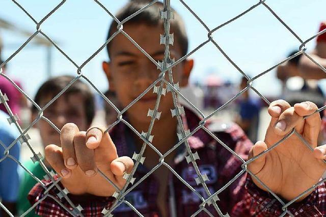 Minderjährige Flüchtlinge in den Händen von Kriminellen