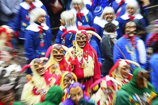 Kölnerin in Freiburg: Fasnet oder Karneval - egal