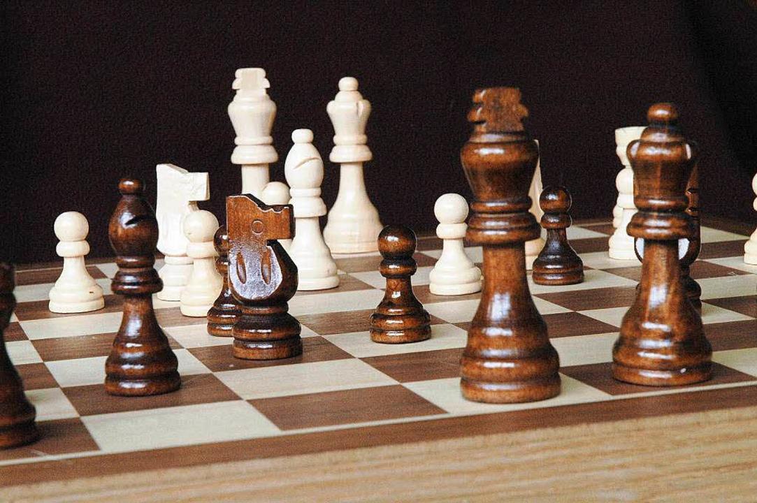 Die Schachregeln in Syrien sind ein bi... Menschen überall auf der Welt kennen.  | Foto: Claus Zimmermann
