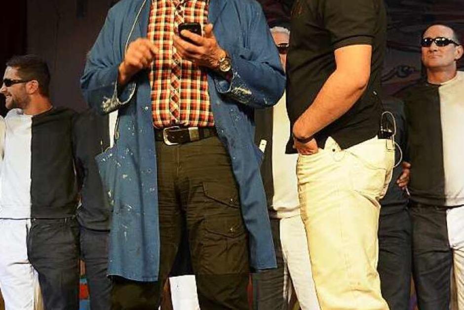 Hansi Strecker und Markus Beck (Foto: Markus Donner)