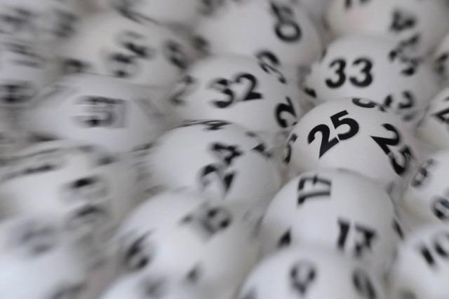 Lottospieler gewinnt 63 Millionen und holt sie nicht ab