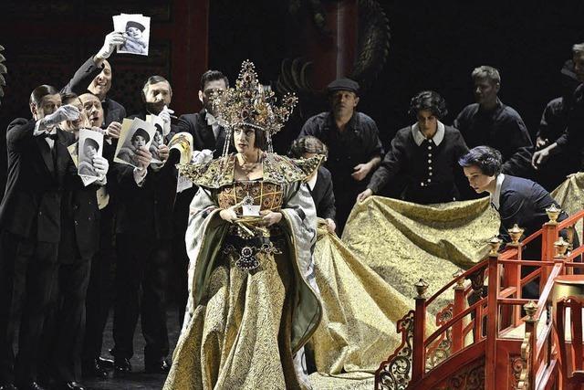 Die Sache Makropoulos in der Opéra du Rhin