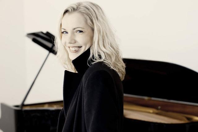 Gesa Lücker spielt Schumann, Bach und Liszt in der Sigma-Klinik Bad Säckingen