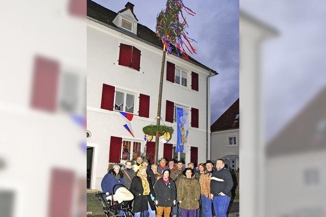 Närrische Gartenstadt