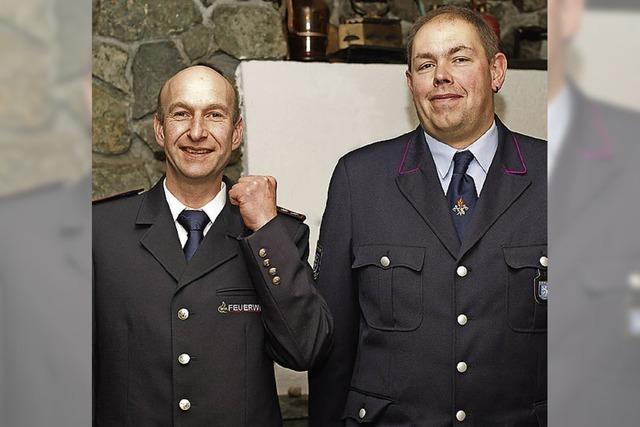 Feuerwehr Ebnet blieb von Ernstfällen verschont