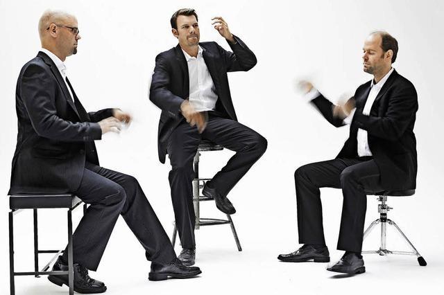 Das Basler Trio Vein präsentiert