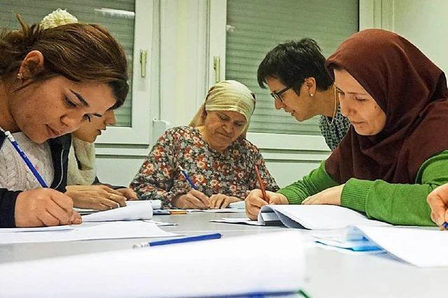 Lahr: Freundeskreis Flüchtlinge sucht Deutschlehrer und Räume