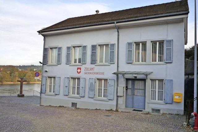 Zollhaus soll zum Kulturhaus werden