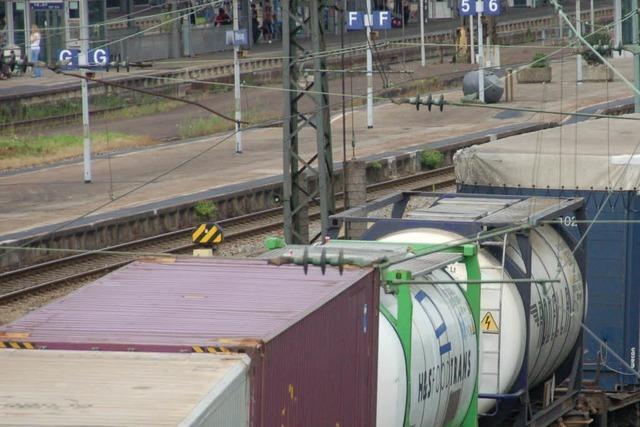 Bahn will erst 2035 durch den Offenburger Tunnel fahren