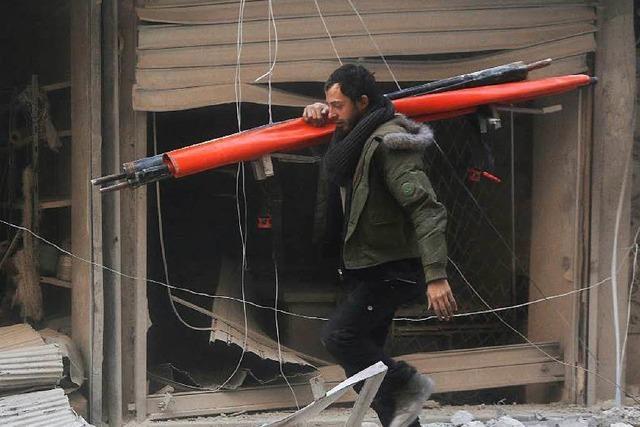 Greifen saudische Truppen in Syrien ein?