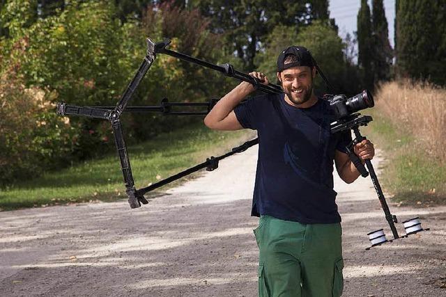 Ein Offenburger dreht einen Film in 99 Stunden