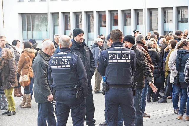 Warum Spätaussiedler in Lahr gegen Flüchtlinge demonstriert haben
