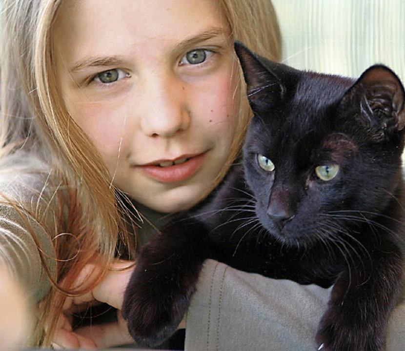 Ein Haustier Furs Kind Liebe Familie Badische Zeitung
