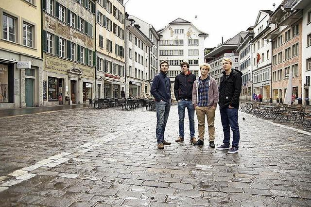 Samuel Leipold Quartett in Emmendingen