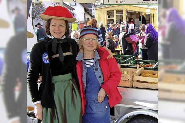 Fasnächtlicher Bauernmarkt