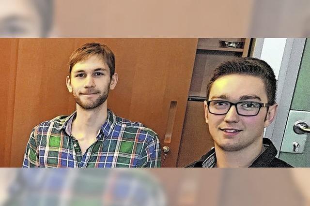 Junge Forscher in Berlin