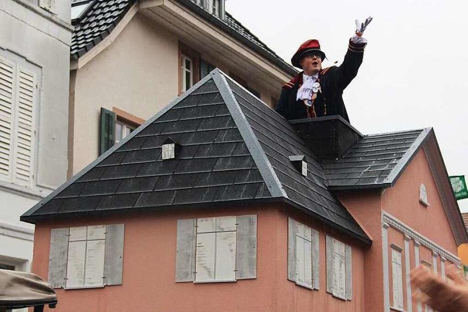 Bilder vom Schopfheimer Umzug (Foto: Monika Weber)
