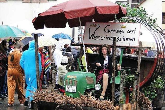 Fotos: Umzüge in Oberrotweil, Gündlingen und Wasenweiler