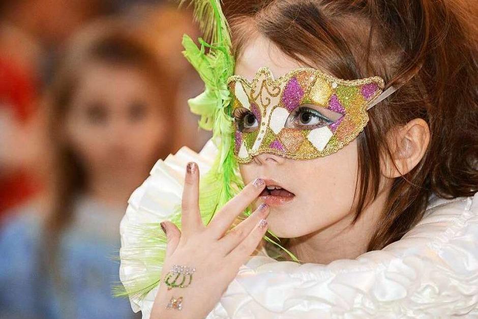 Impressionen vom Fasching für Kinder (Foto: Rita Eggstein)